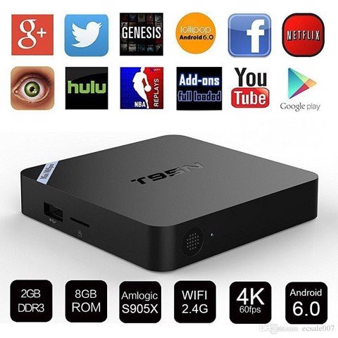 Tivi Box Android T95N