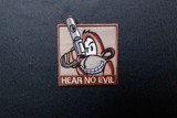 PAD MOKEY HEAR NO EVIL - 50K