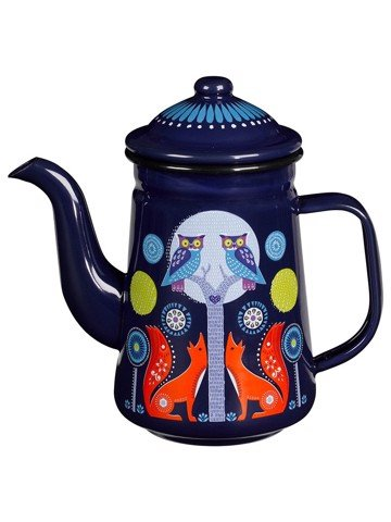 Night Coffee Pot