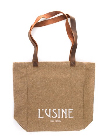 Tote Bag With Bottom