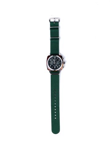 Briston Clubmaster Tortoise Acetate Watch