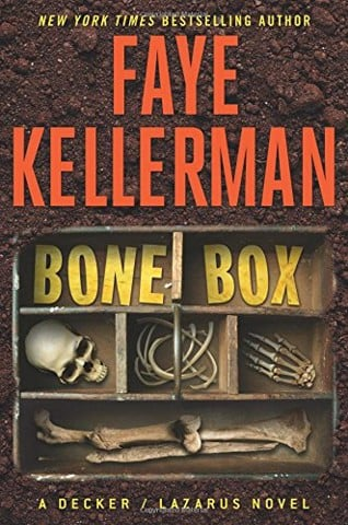 Bone Box (Hardcover)