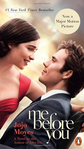 Me Before You (Movie Tie-In) (Paperback)