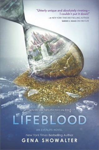 Lifeblood (An Everlife Novel) (Hardcover)