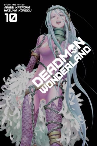Deadman Wonderland, Vol. 10
