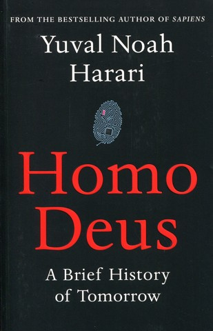 Homo Deus: A Brief History of Tomorrow (Paperpack)