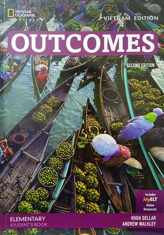 Outcomes (2 Ed.) (VN Ed.) Ele: Student Book with Access Code