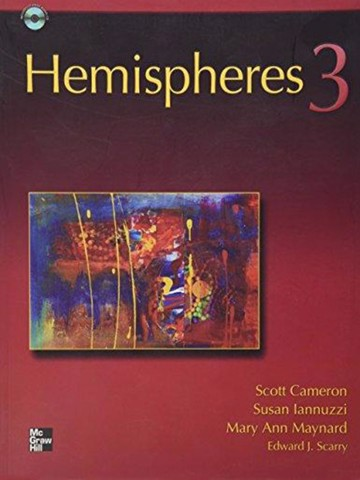 Hemispheres 3: Student Book with Audio CD