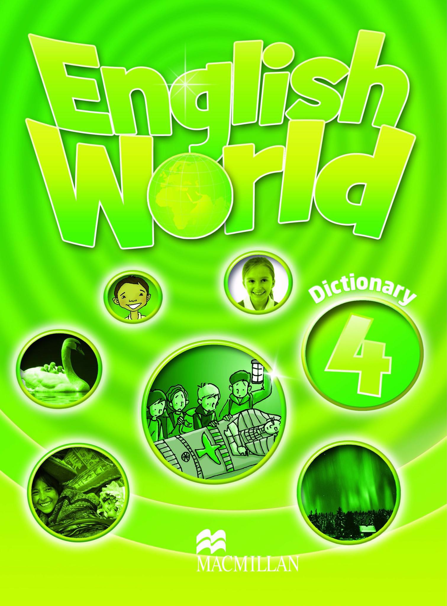 English World 4: Dictionary