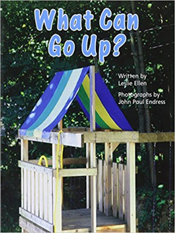 What can go up?: Stage 0/1 (Ready Readers)