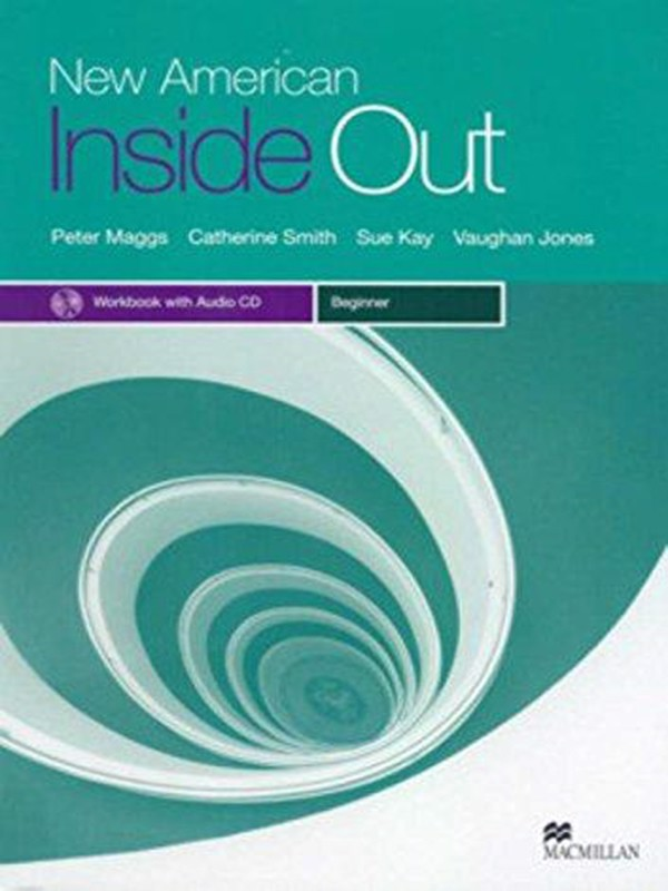New American Inside Out Beginner: Workbook with Audio CD