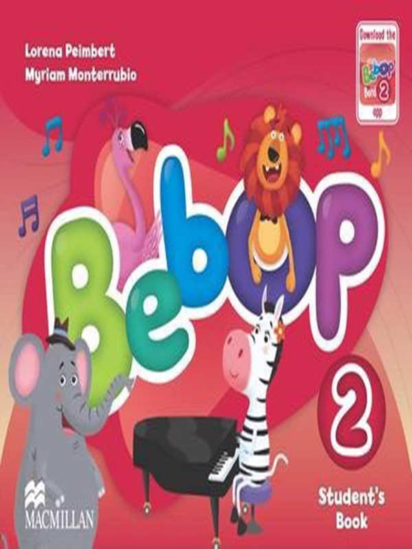 Bebop: Student's Book Pack Level 2