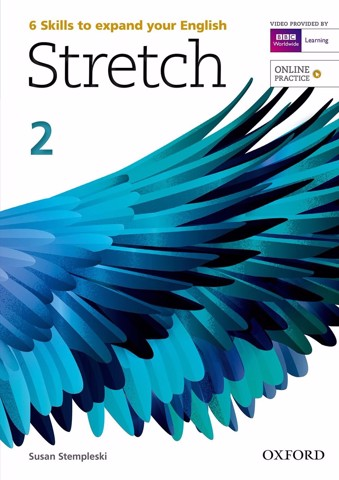 Stretch 2: Student Book with Online Practice