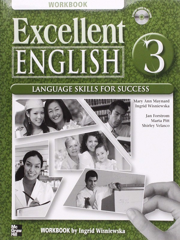 Excellent English 3: Work Book