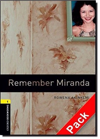 OBWL (3 Ed.) 1: Remember Miranda Audio CD Pack
