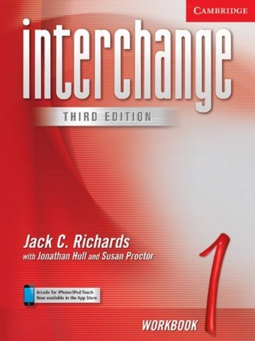 Interchange (3 Ed.) 1: Workbook