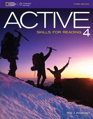 Active Skills For Reading (3 Ed.) 4: Text