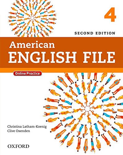 American English File (2 Ed.) 4: Student Book Pack