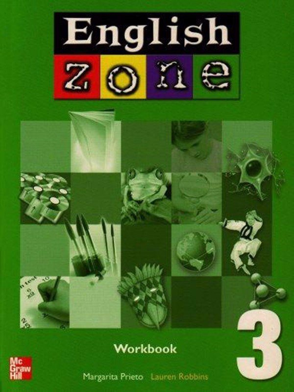 English Zone 3: Workbook
