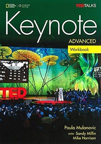 Keynote (Bre) Advanced : Workbook/Wb Audio Cd