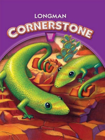 Longman Cornerstone Student Edition Grade GRADE 1 (Adults A) Book 1