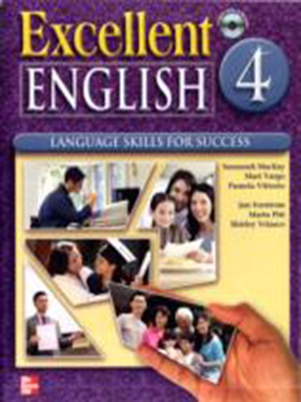 Excellent English 4: Student Book