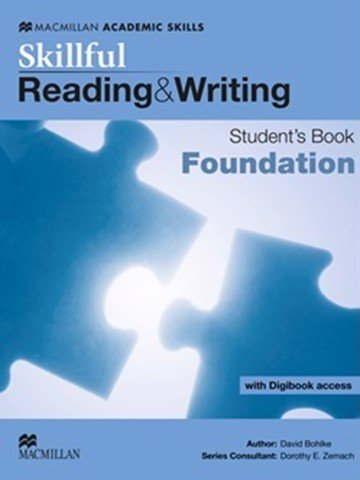 Skillful (Asia Ed.) Reading and Writing Foundation: Student Book with Digibook access