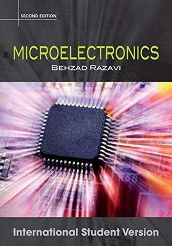 Microelectronics, 2nd Edition, International Student version