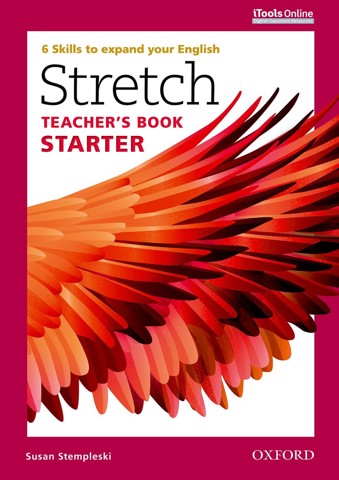 Stretch Starter: Teacher Book with itools Online