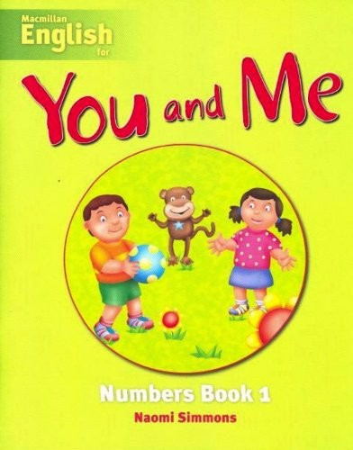 You and Me 1: Numbers Book
