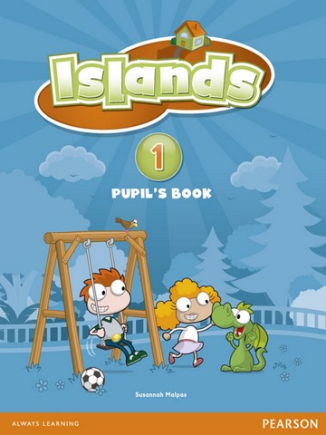 Islands Pupil's Book w/pin code 1