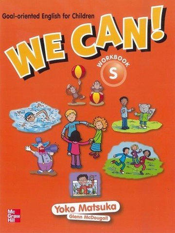 We Can! Starter: Workbook with Audio CD