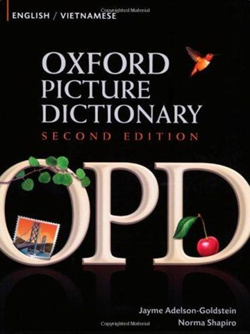 Oxford Picture Dictionary: English/Vietnamese