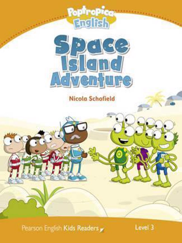 Poptropica English: Space Island Adventure: Level 3