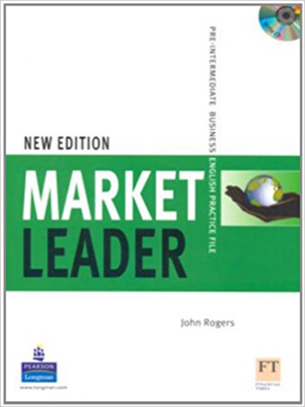 Market Leader Pre-Inter: Practice File with Audio CD