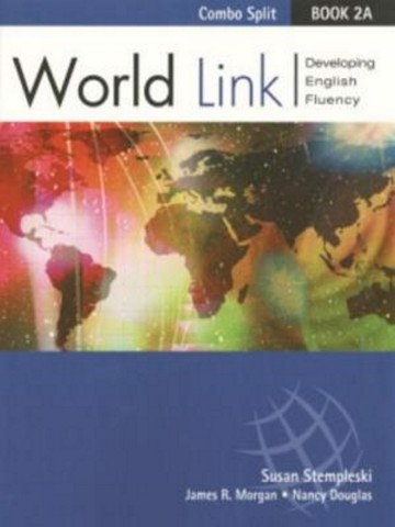 World Link (2 Ed.) 2: Combo Split A ( Student book and Workbook)