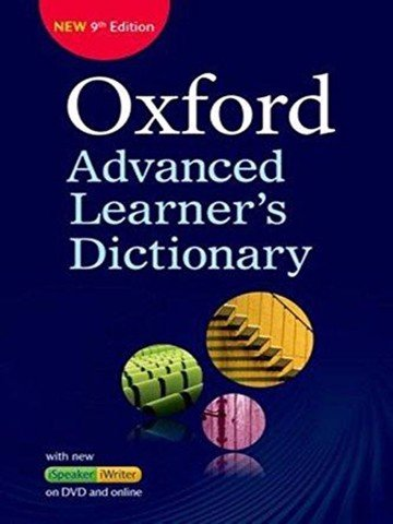Oxford Advanced Learner's Dictionary (9 Ed.): Paperback with DVD-ROM (includes Oxford iWriter) and Online Access