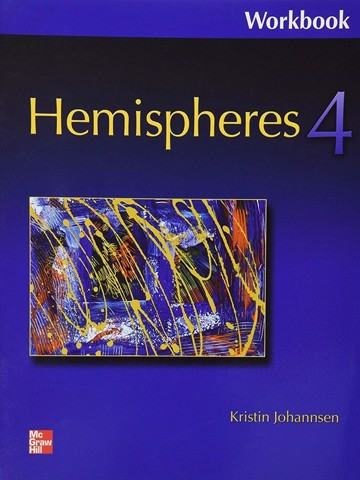 Hemispheres 4: Workbook
