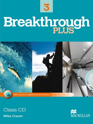Breakthrough Plus 3: Class Audio CD