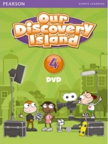 Our Discovery Island (AmE) 4: DVD