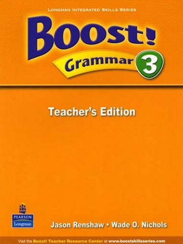 Boost! Grammar 3: Teacher Book