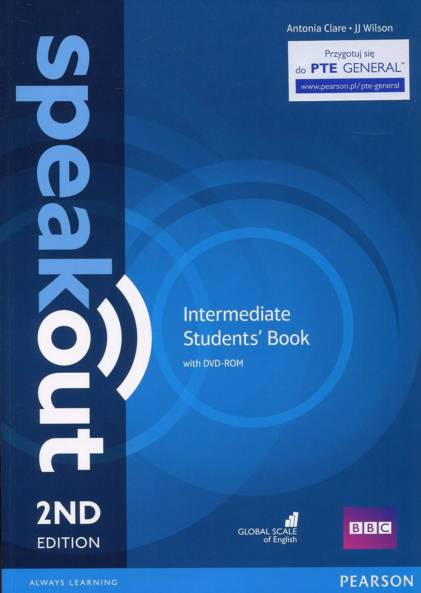 Speakout (2 Ed.) Inter: Student Book & DVD / Active Book