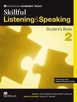 Skillful (Asia Ed.) Listening & Speaking 2: Student Book with Digibook