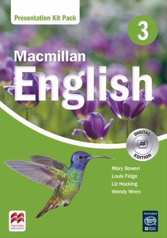Macmillan English 3 Presentation Kit Pack