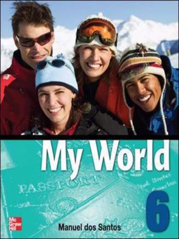 My World 6: Student Book with Audio CD