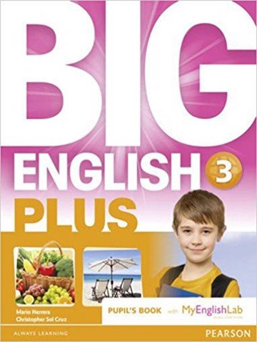 Big English Plus 3 Pupils' Book with Myenglishlab Access Code Pack