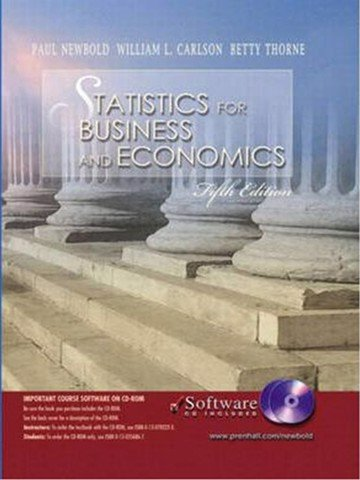 Statistics for Business and Economics 11E
