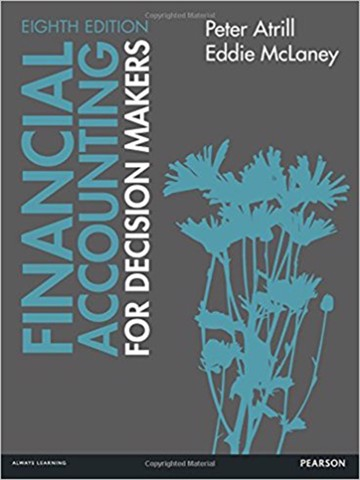 Financial Accounting for Decision Makers, 8th ed.