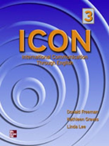 Icon 3: Student Book with Audio CD