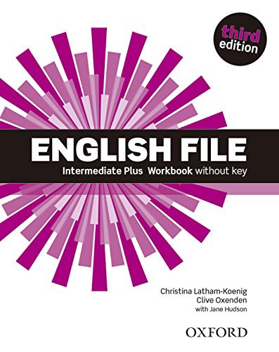 English File (3 Ed.) Inter Plus: Workbook without Key